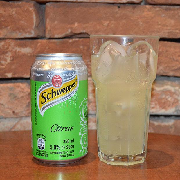 Scweppes-citrus
