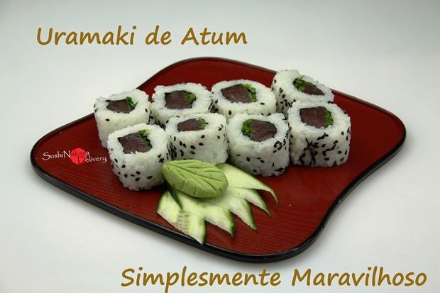 Uramaki_atum