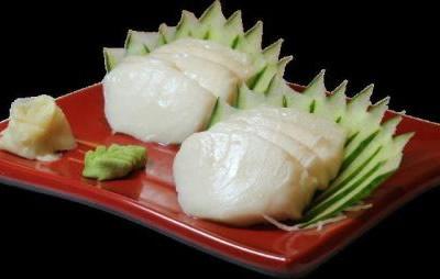 Sashimi-prego